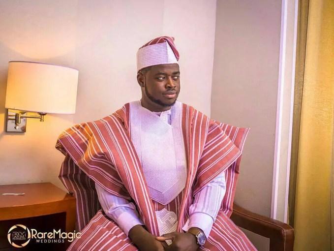 Cool Agbada Styles For Yoruba Grooms