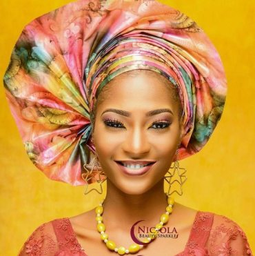 age:Gele Video Tutorial: How To Tie Fan Gele