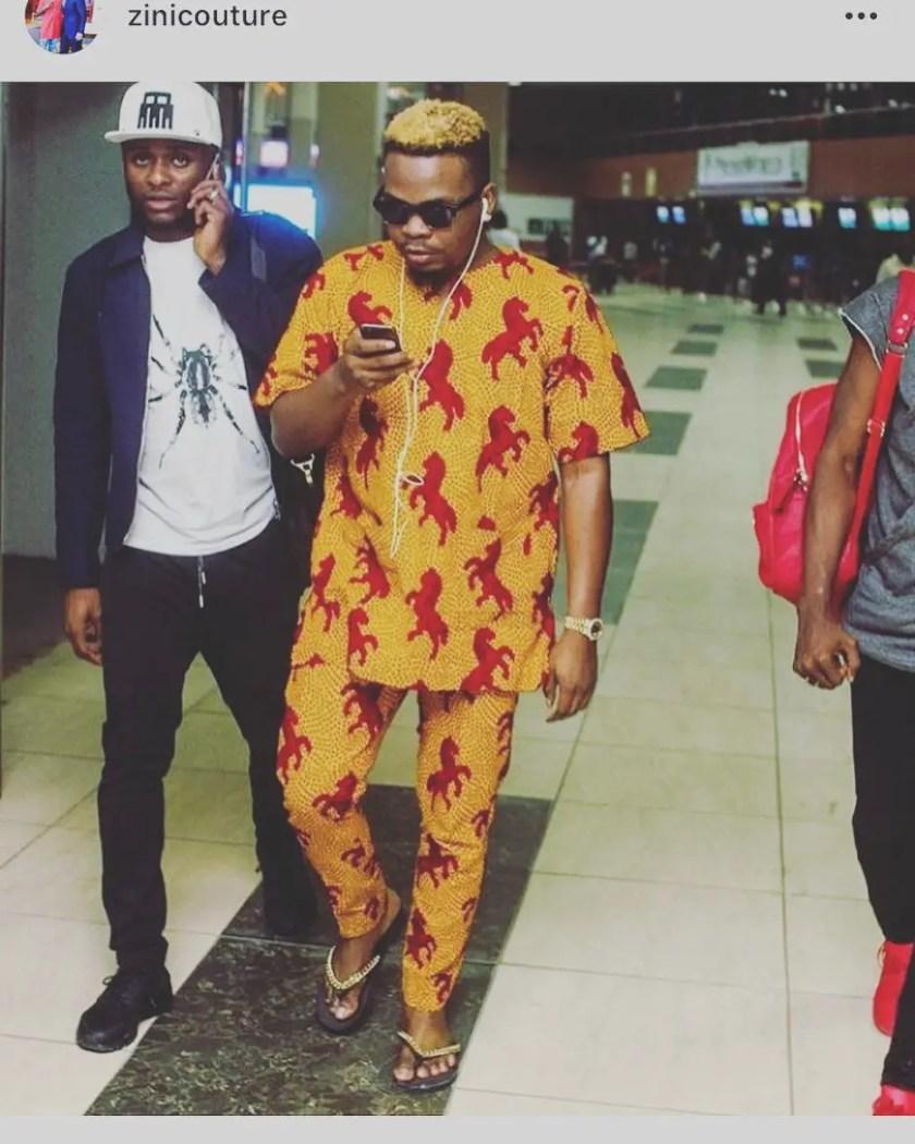 "MCM: The Style Files Of Olamide ""Baddosneh"" Adedeji"