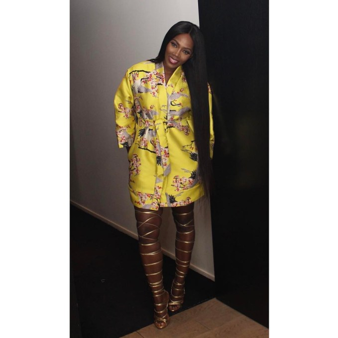 WCW: The Inspiring Fashion Sense Of Tiwa Savage