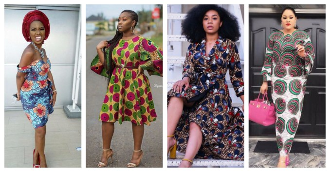 Stunning Ankara Styles For the Casual Weekend.