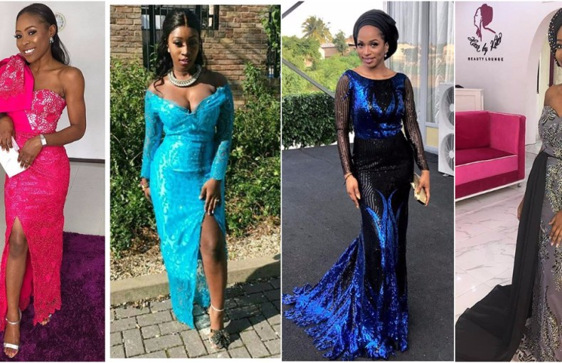 Check Out These Aso Ebi Style Trend Inspirations For These Fashion Season