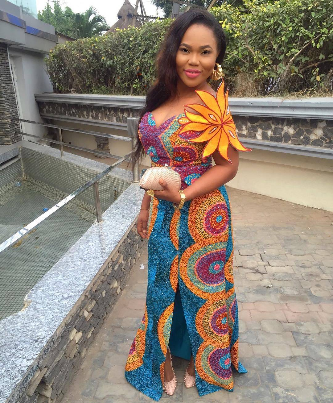 Simple Elegant Stylish Latest Ankara Styles A Million