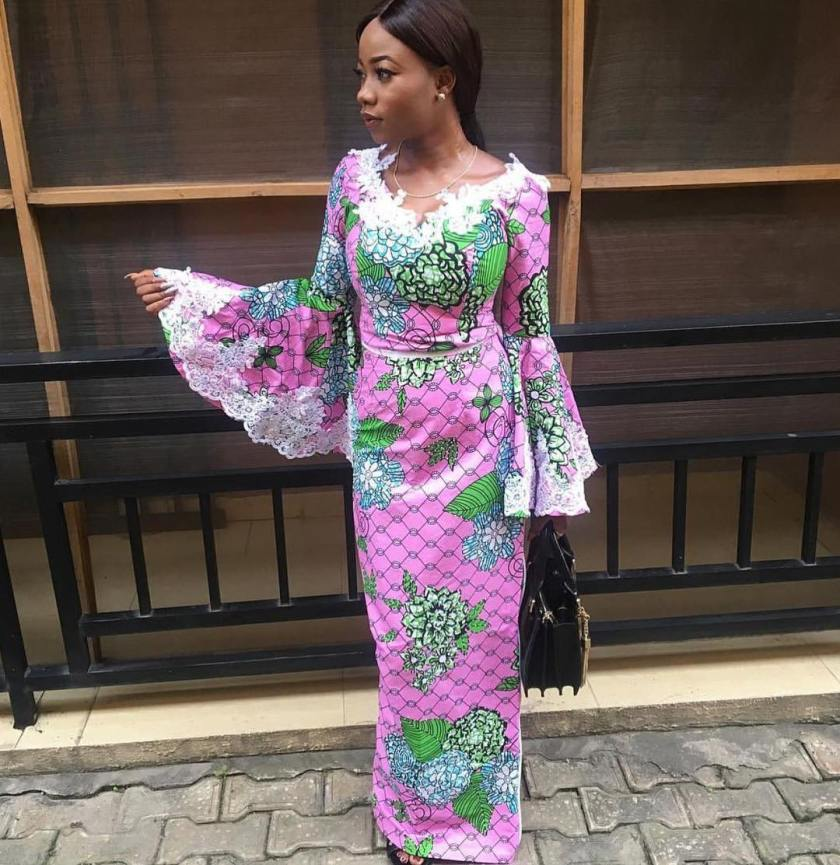 Did You See These Sexy Latest Ankara Styles Over The Weekend?
