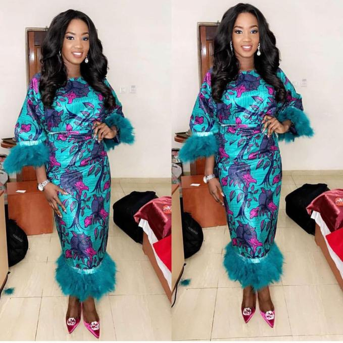 Get In Here For Some Wonderful Latest Asoebi Styles