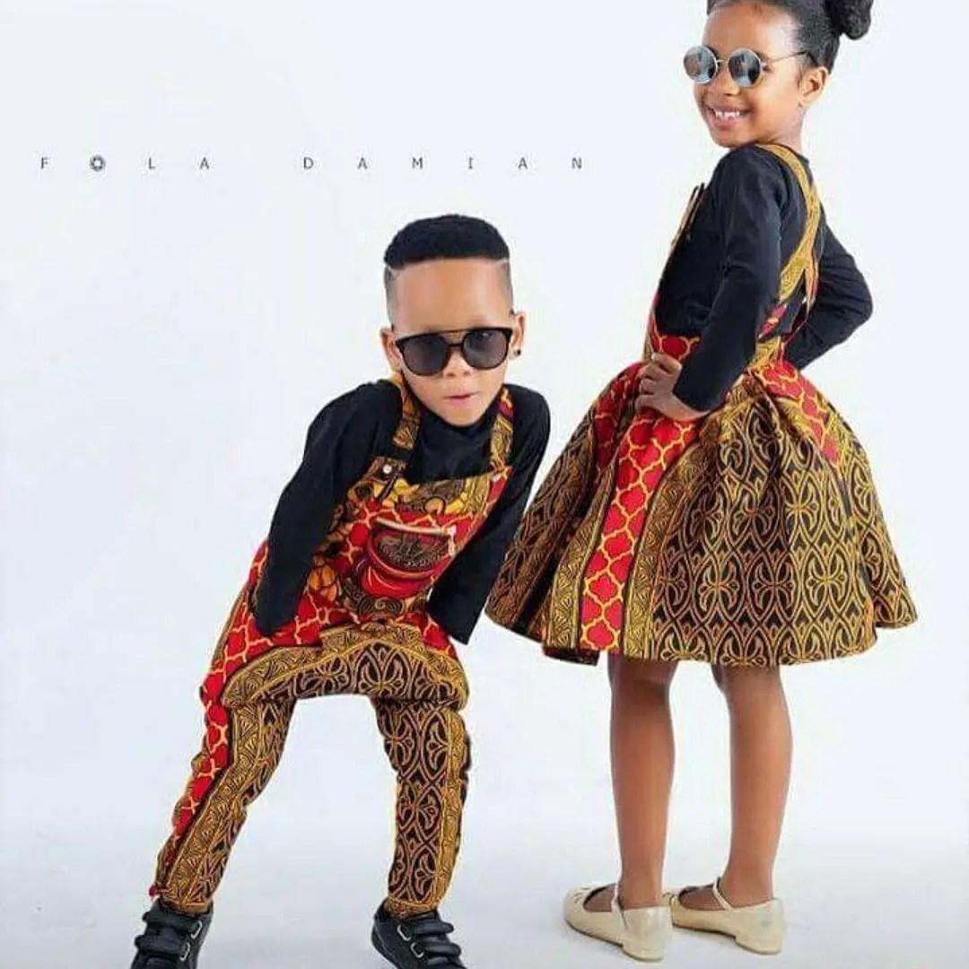 Nigerian Fashion Clothing Styles