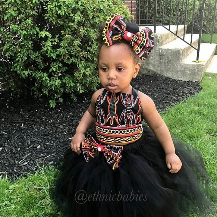 Cute Nigerian Kids Latest Fashion Styles A Million Styles Africa