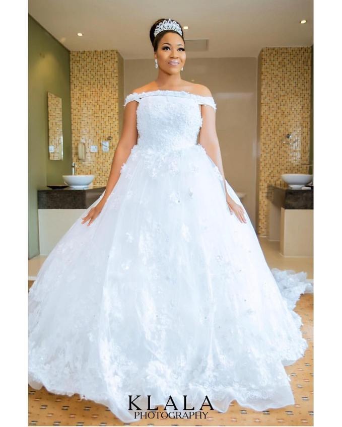 Woooow!! These Latest Wedding Gowns Are Stunning!