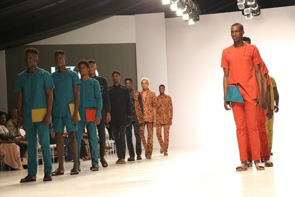 JZO Collection showcase during Day 1 of #HeinekenLFDW17-amillionstyles