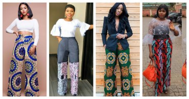 The Palazzo Ankara Pant Is The Way To Go This Weekend