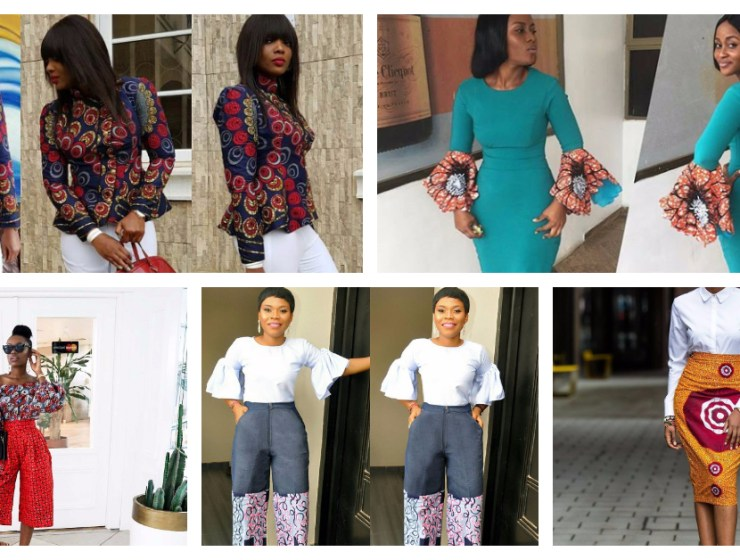 Who Say You Cant Wear These Beautiful Ankara Styles To Work?