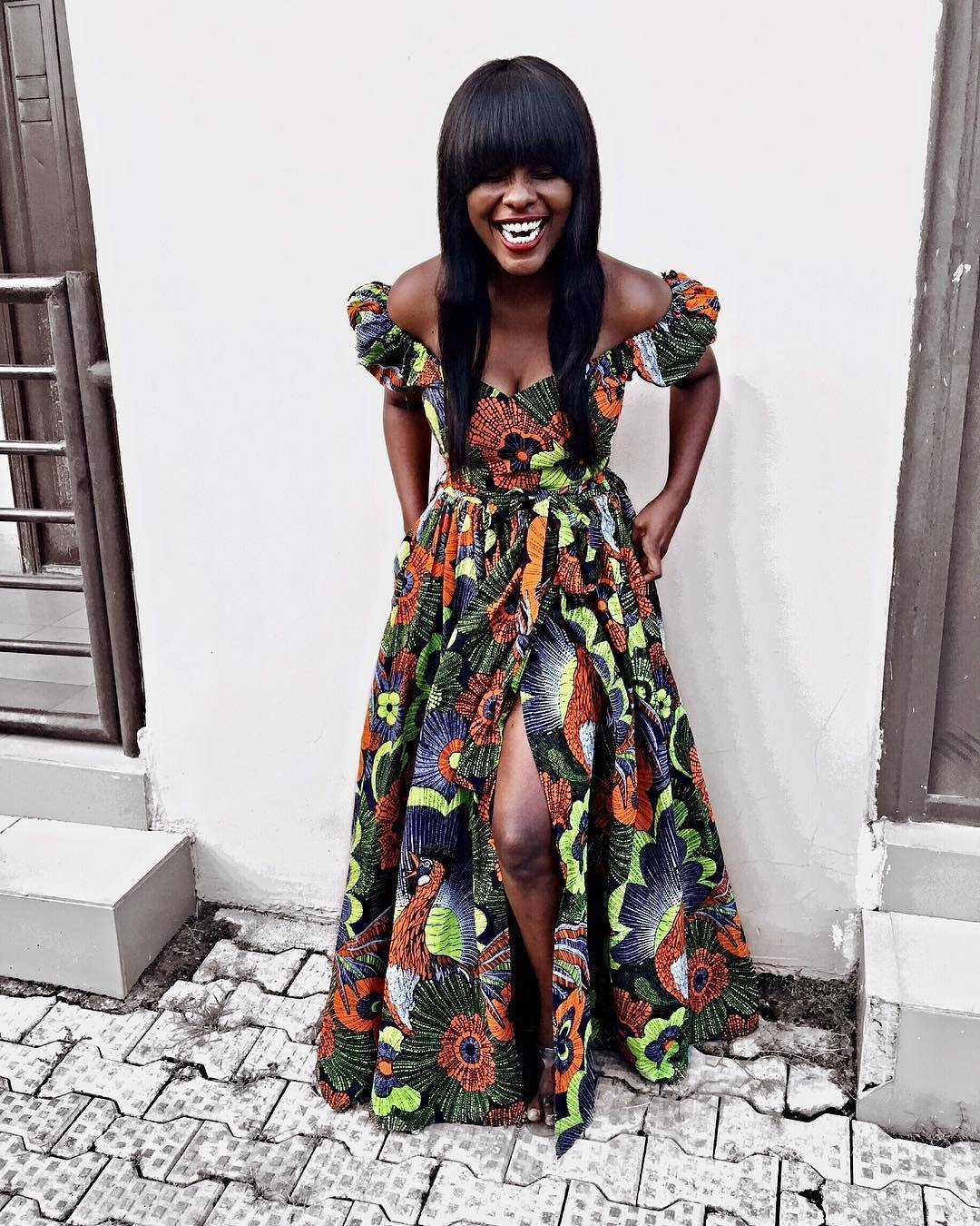 Friyays Are For Sweet Ankara Styles A Million Styles Africa