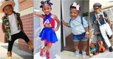 These Children Are Giving Us Fashion Feverrr!