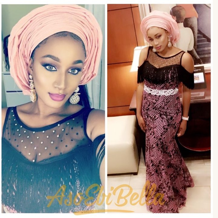 Take A Look At Our Collection Of Unique Fringe Asoebi Styles