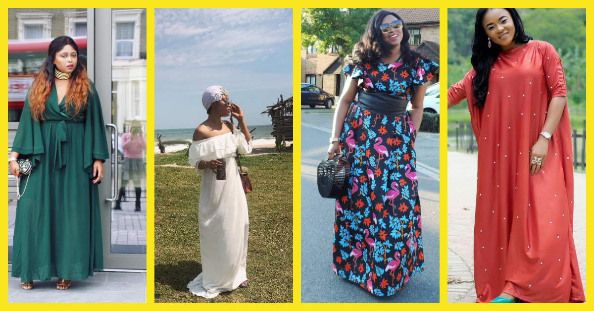 Get Comfy In Gorgeous Maxi Dresses!