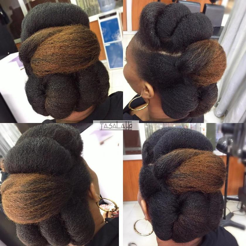 Video: Try Out This Trendy Hair Bun Style