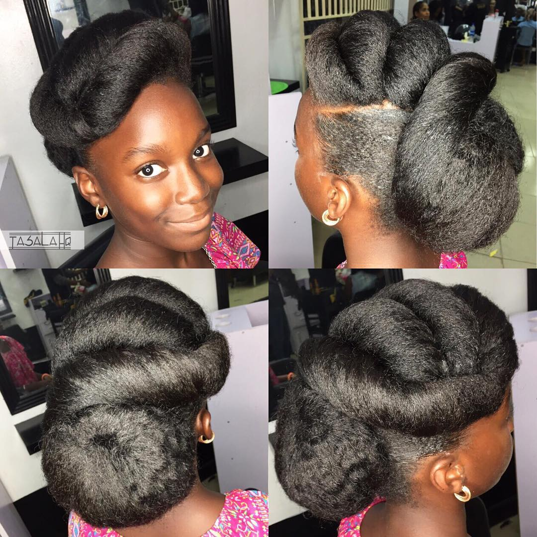 Video: Switch Your Looks With These Natural Hairstyle Options