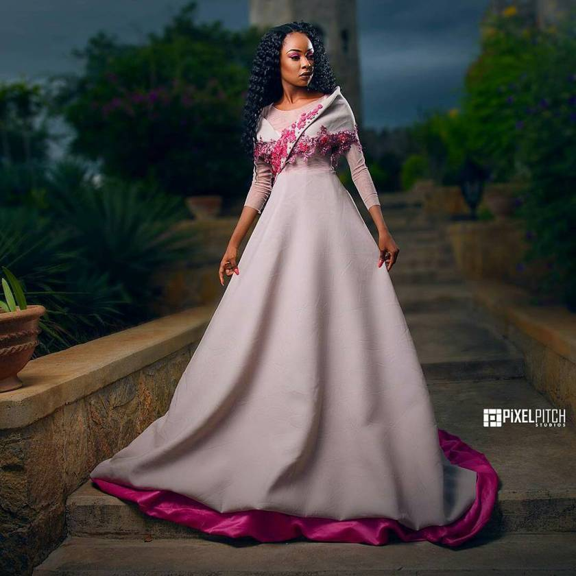 Wedding Reception Gowns Suitable For Northern Brides
