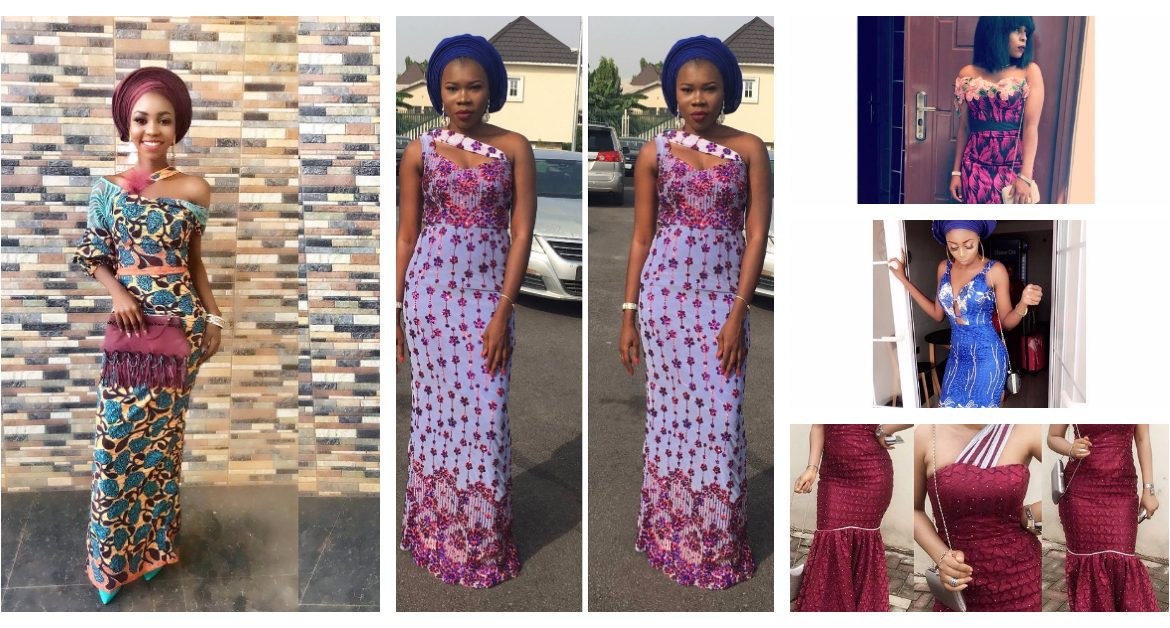 Sheer Elegance! The Aso Ebi Styles We Are Seeing Lately