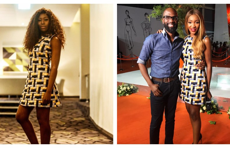 Style Battle! @Miss_Vimbai Or @Doctoridia In Dress From @Moagusto SS18 Collection