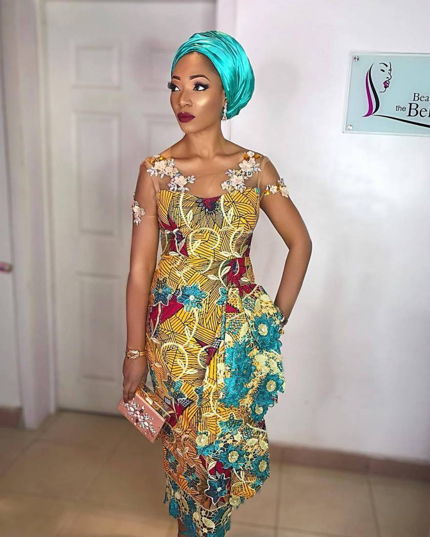 Brag Different In Stunning Latest Ankara Styles!!