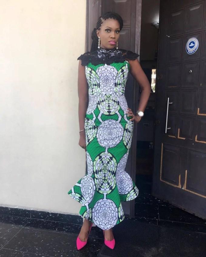 African Queens Rock Ankara Styles Best!!