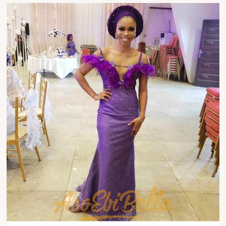 Fringe Asoebi Styles Lookbook 2 - Slayed!!!