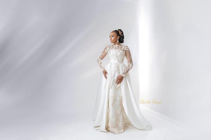 Mai Atafo Bridals Unveils The Heart Collection
