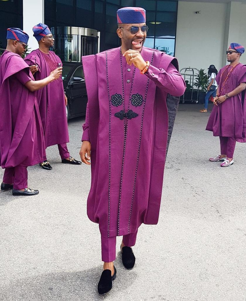 The Eye Catching Styles The Men Wore To # BAAD 2017