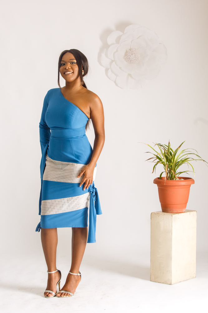 Tessabecca Shows Off The Classy Woman In SS18 Collection