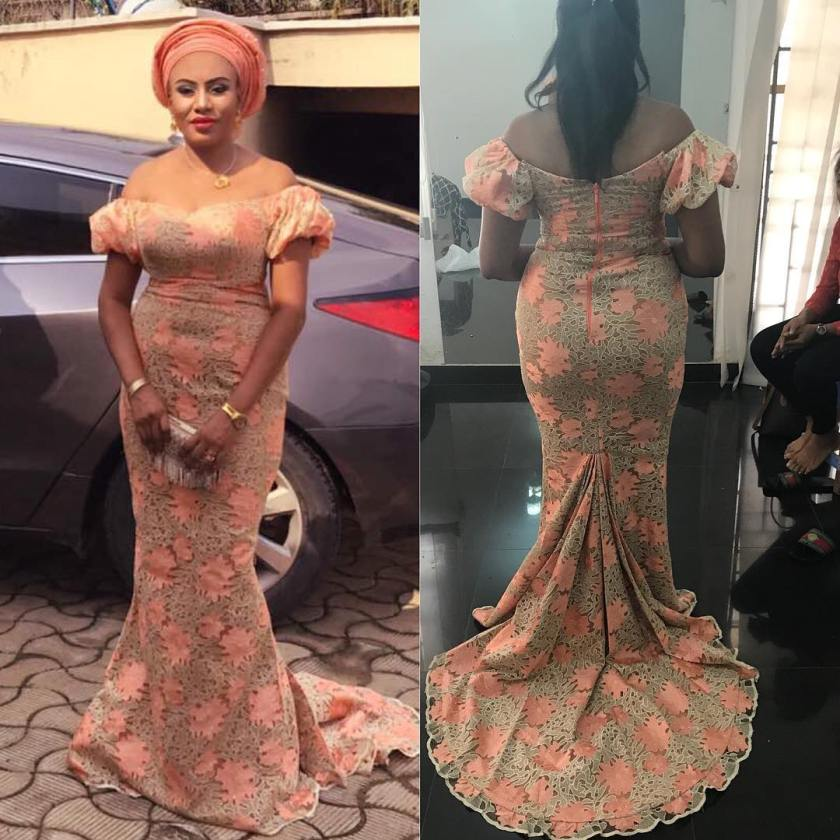 The Last Month Of The Year Deserves To Be Spent In The Best Of Aso Ebi Styles