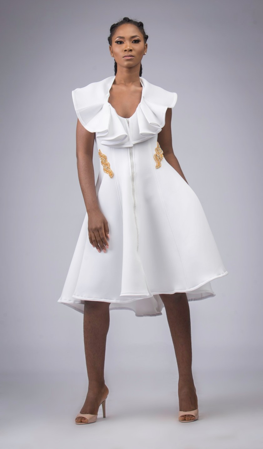 """Preciéux by Chinnie Spring/Summer 2018 Collection Titled """"The Resilience""""."""