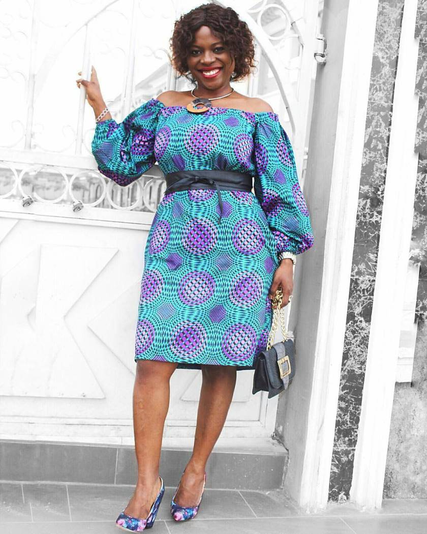 Don't You Just Love These Ladies Ankara Outfits??