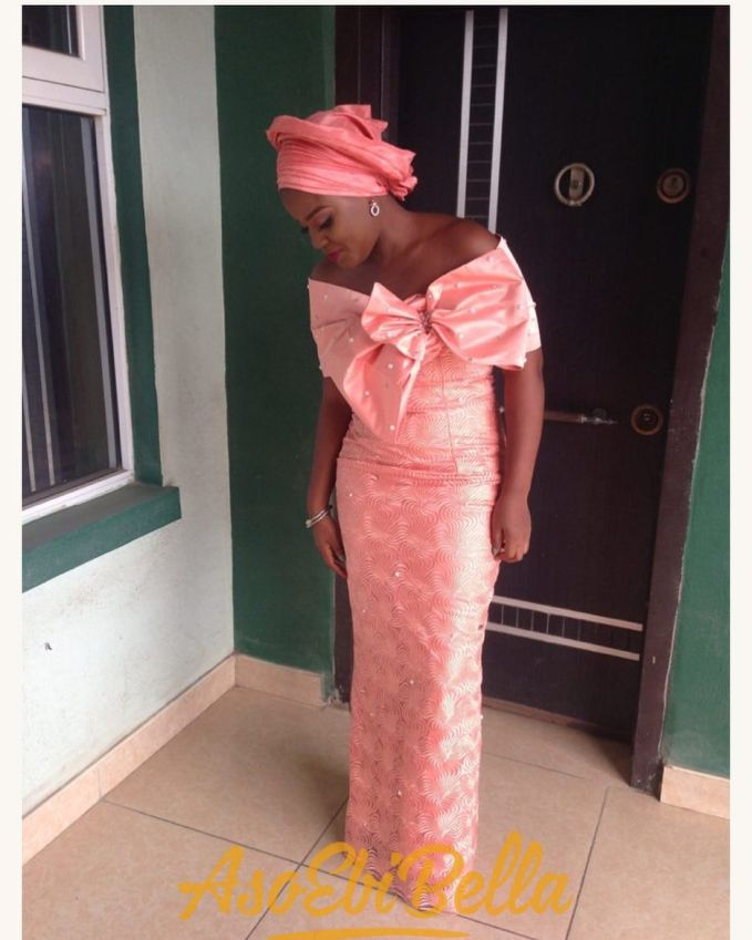 Sexy Owambe Asoebi Stlyles To Wrap Up The Year