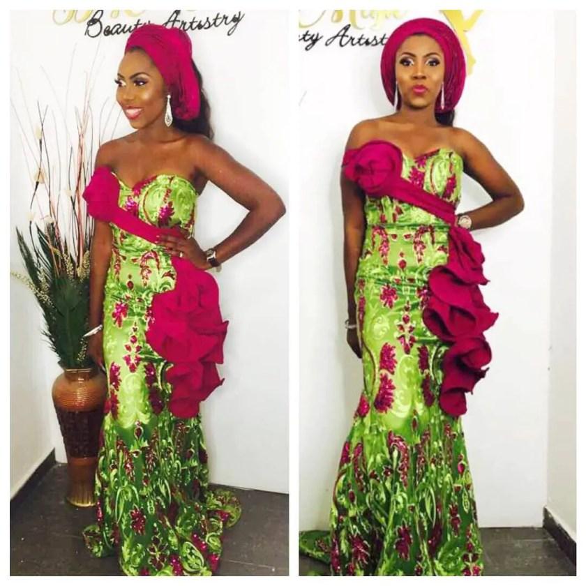 Beautiful Fabrics, Stunning Asoebi Styles!