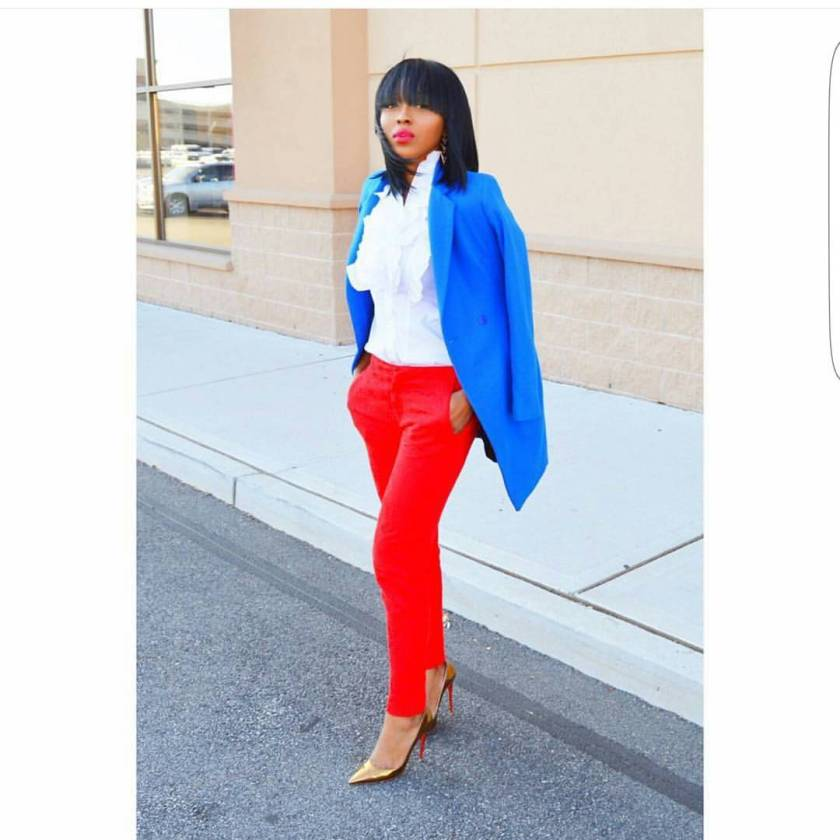 How To Add A Splash Of Color To Your Work Styles: Part 2!