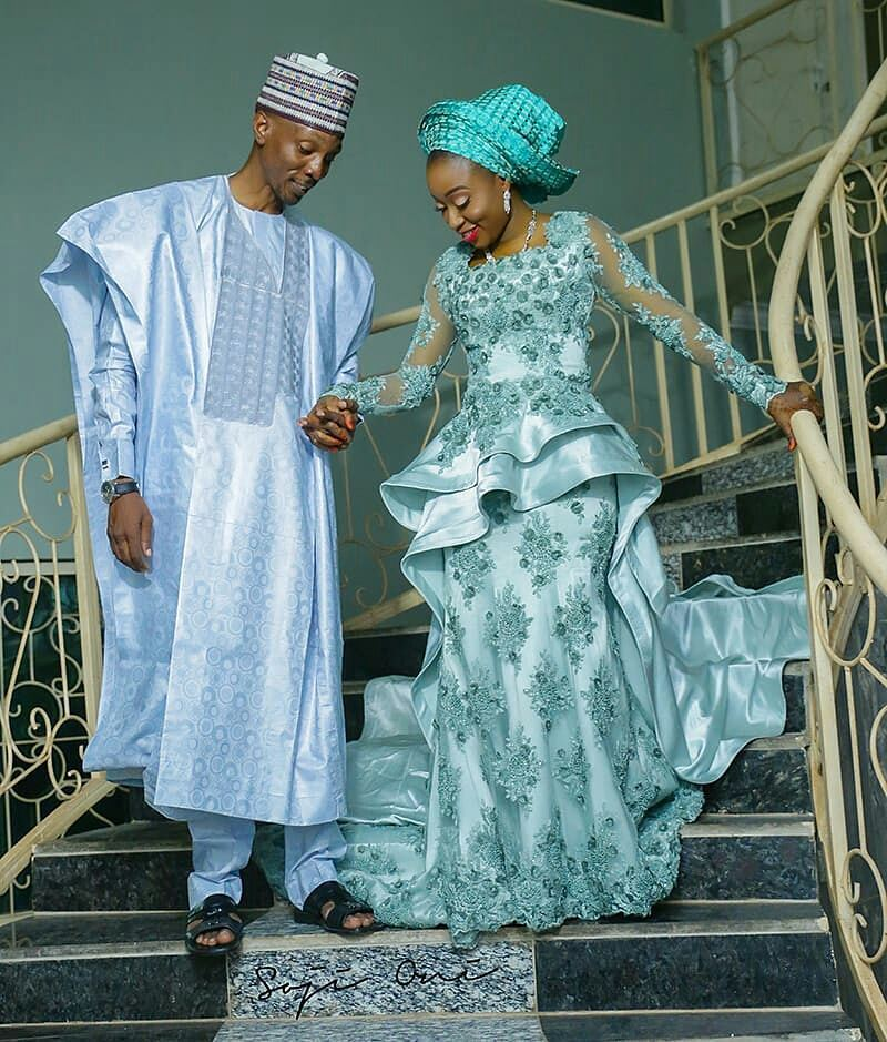 These Style Are Perfect For Hausa Brides!