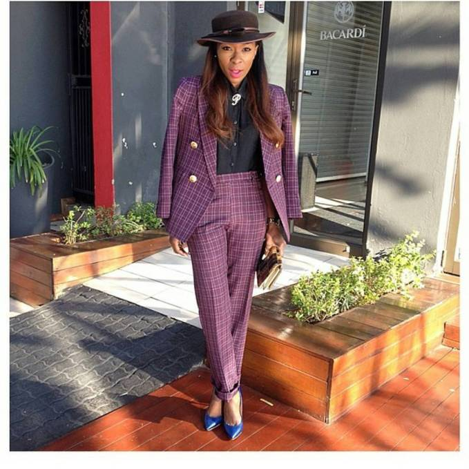 Rock Your Skirt/Trouser Suits With Flair