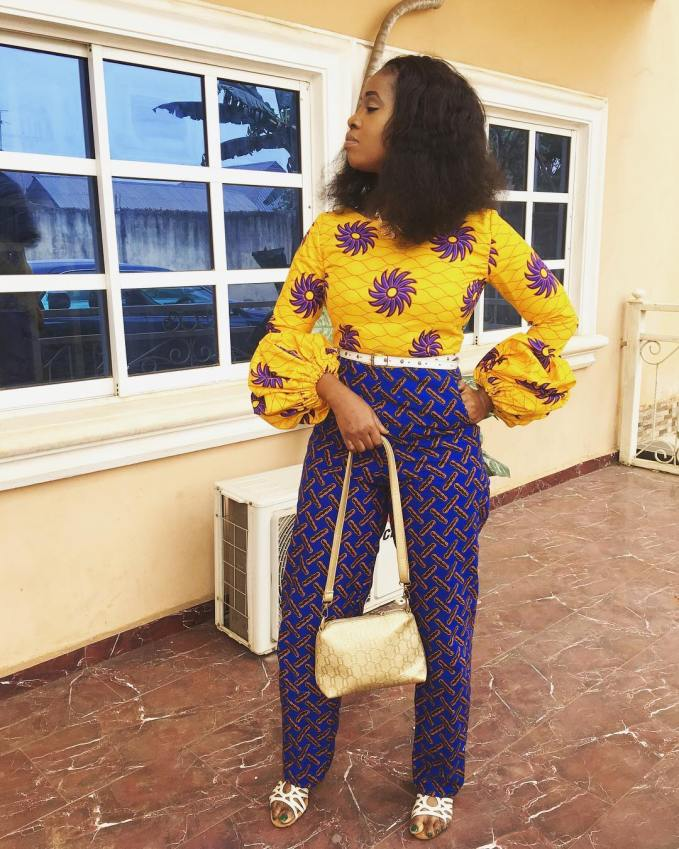 Fresh And Hot Ankara Styles From The Fashion Weekend