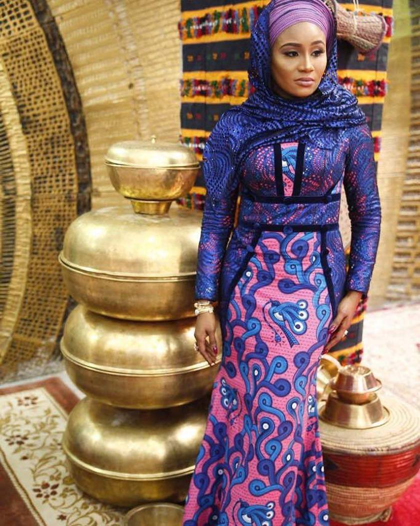 Amazing Instagram Ankara Styles We Saw Over The Weekend