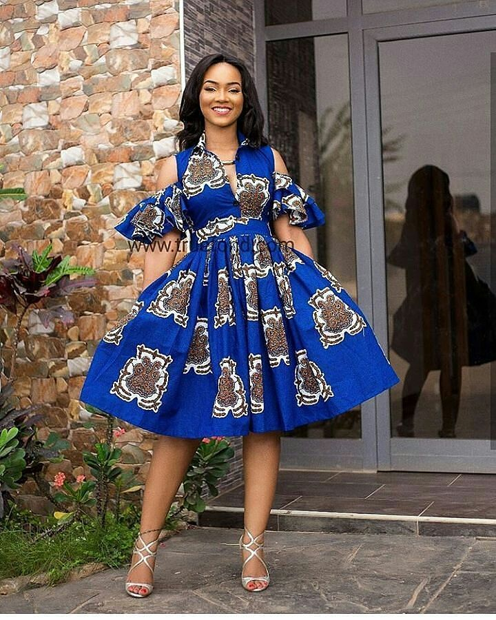 Mid-Week Wednesday Ankara Outfits