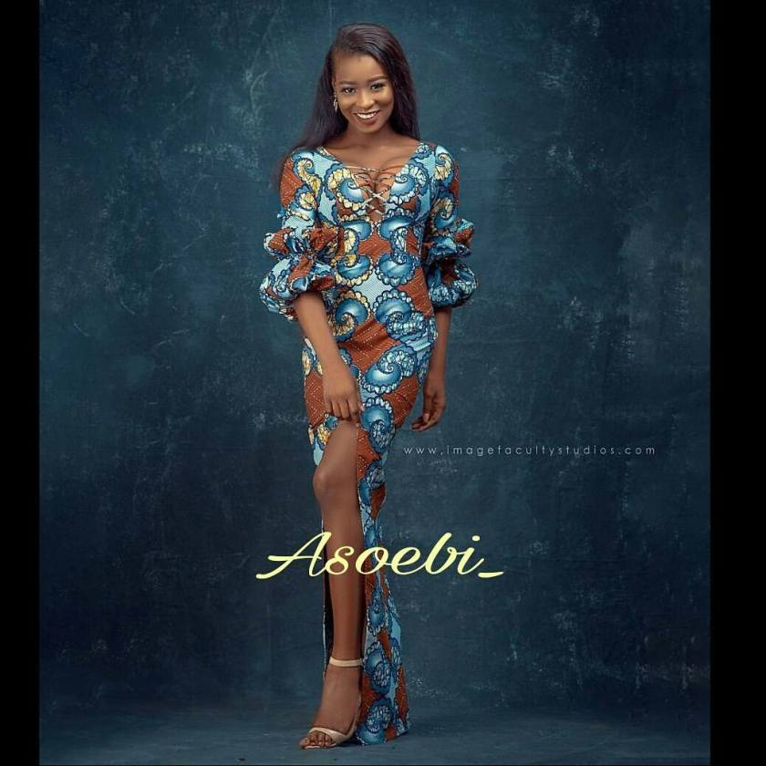 Savour These Trend Blazing Ankara Gowns!