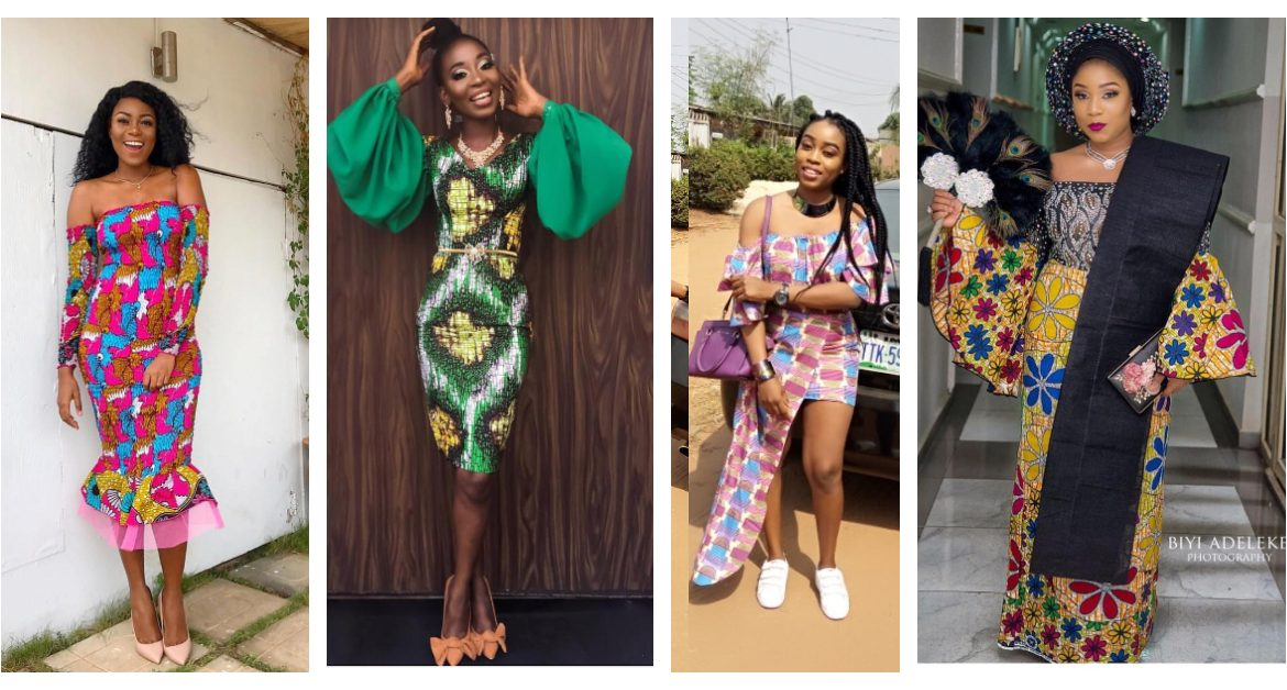 Laid Back Ankara Styles For The Special Ones