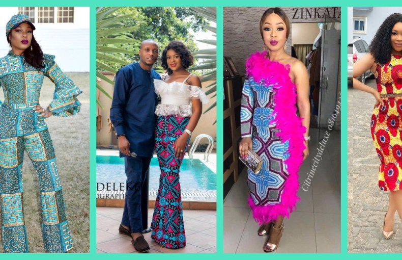 These Sexy Unique Ankara Styles Will Wow You!