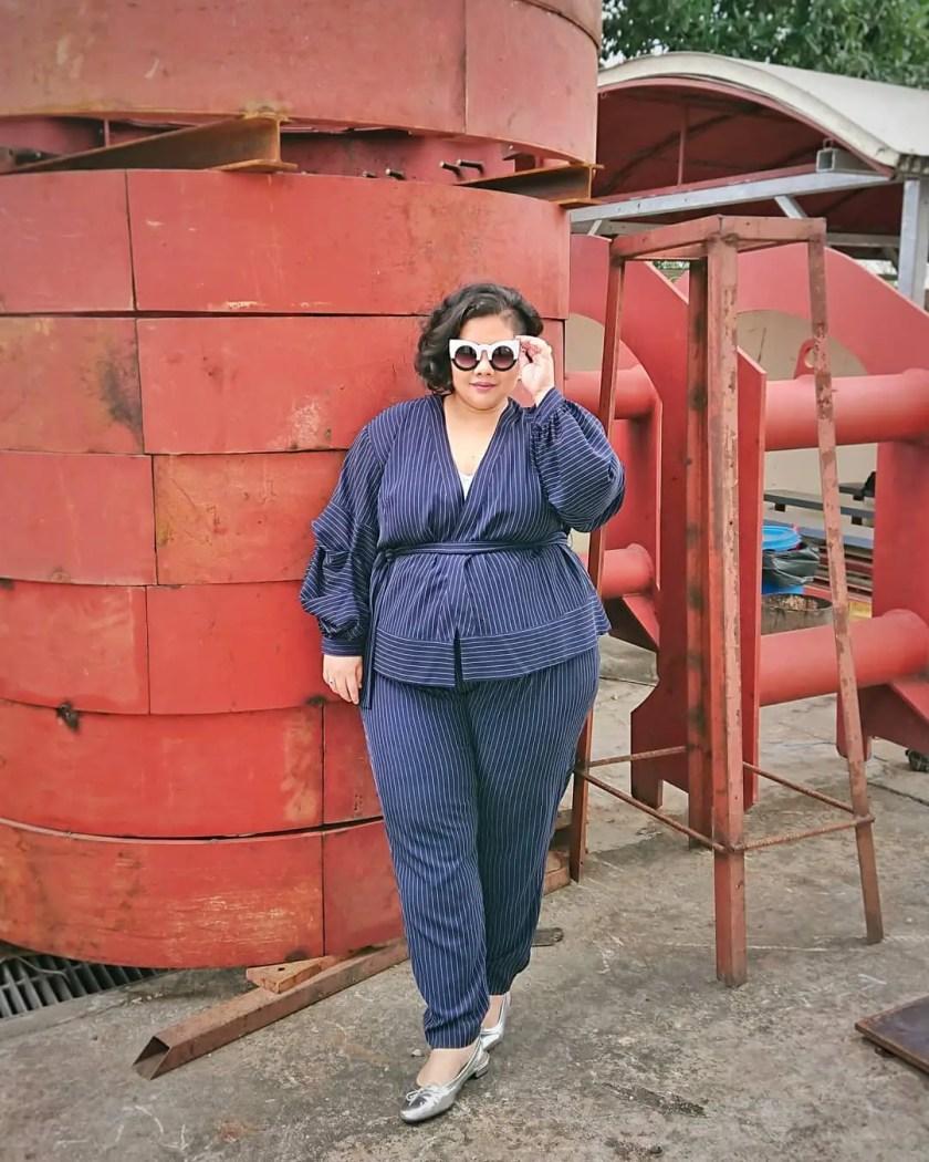Fashion For The Big, Bold Beautiful Girls ! Lookbook 5