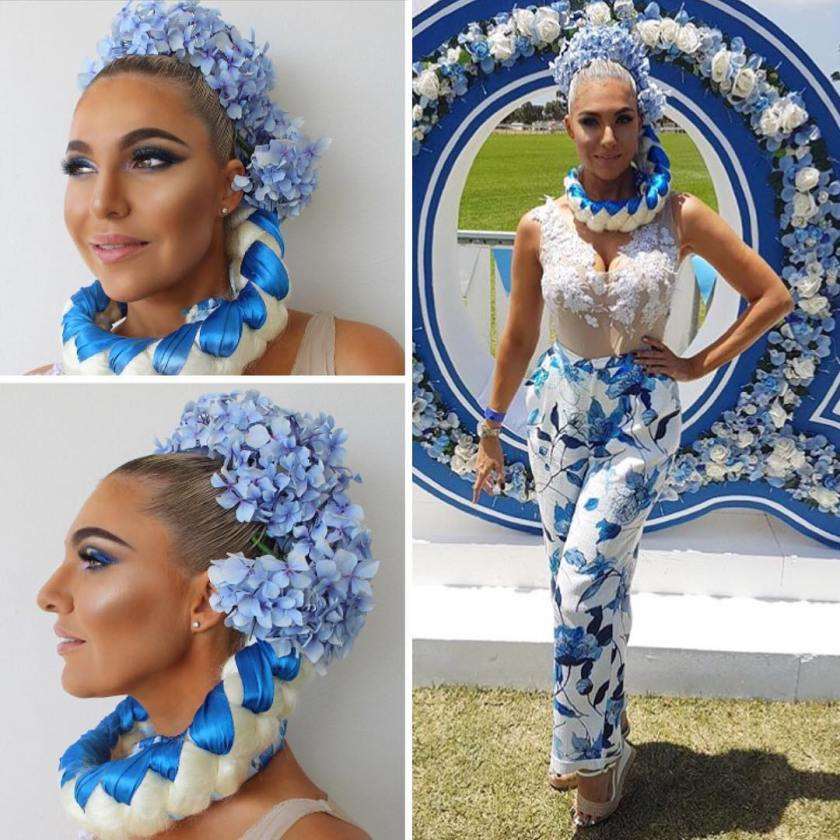 Gorgeous Fashion Scene At The 2018 L'Ormarins Queen's Plate Racing Festival