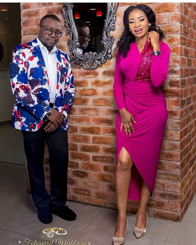 Here Are Some Fashion Forward Pre-Wedding Couple Styles