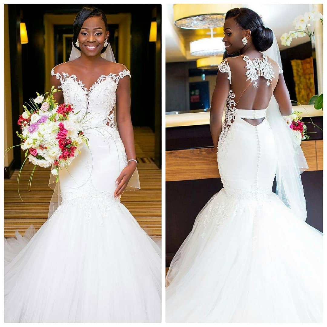These Bomb Wedding Gowns Will Make You Want To Walk Down