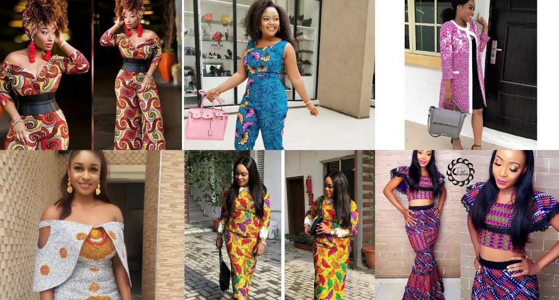 Stunning! The Latest Ankara Styles On The Fashion Street.