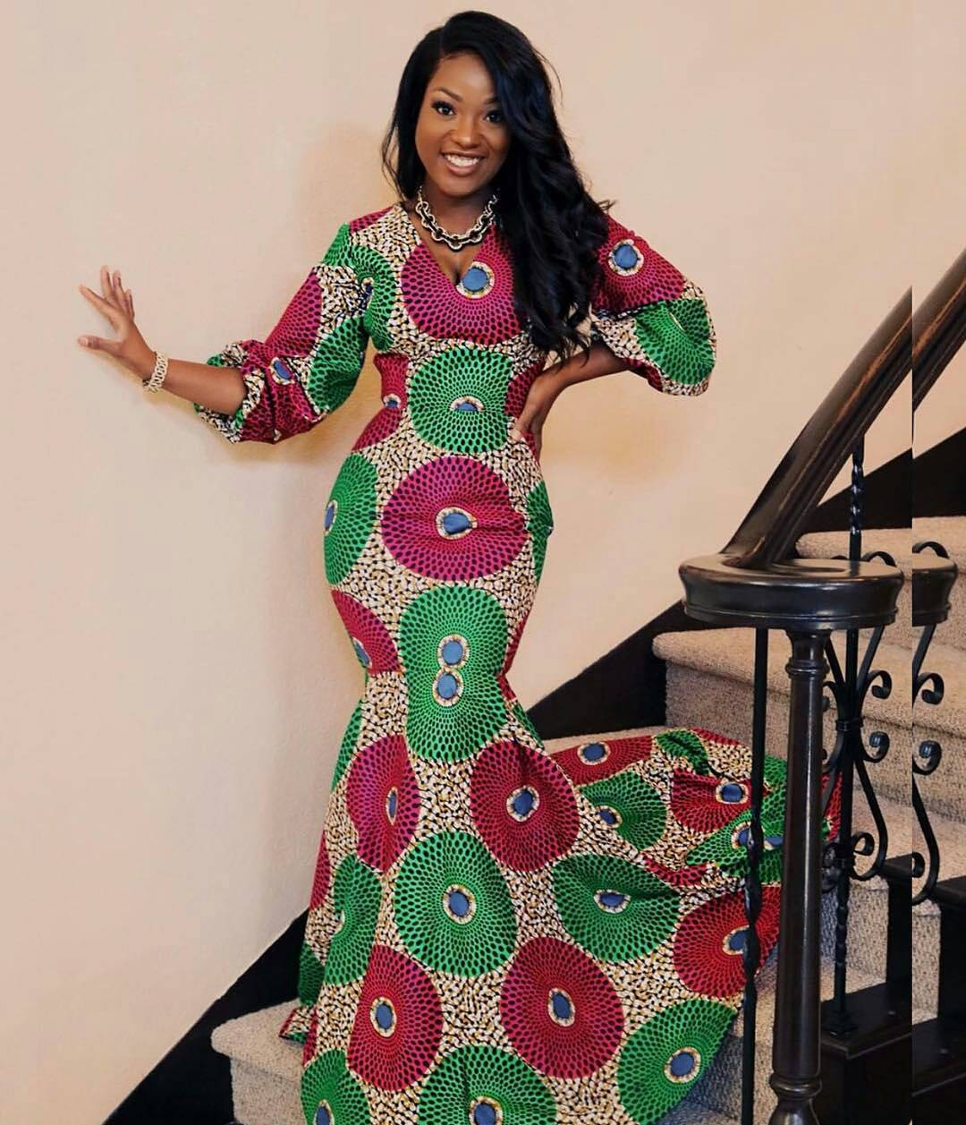 Beautiful And Classic Ankara Styles For The Stunning